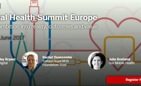 FT Digital Health Summit Europe