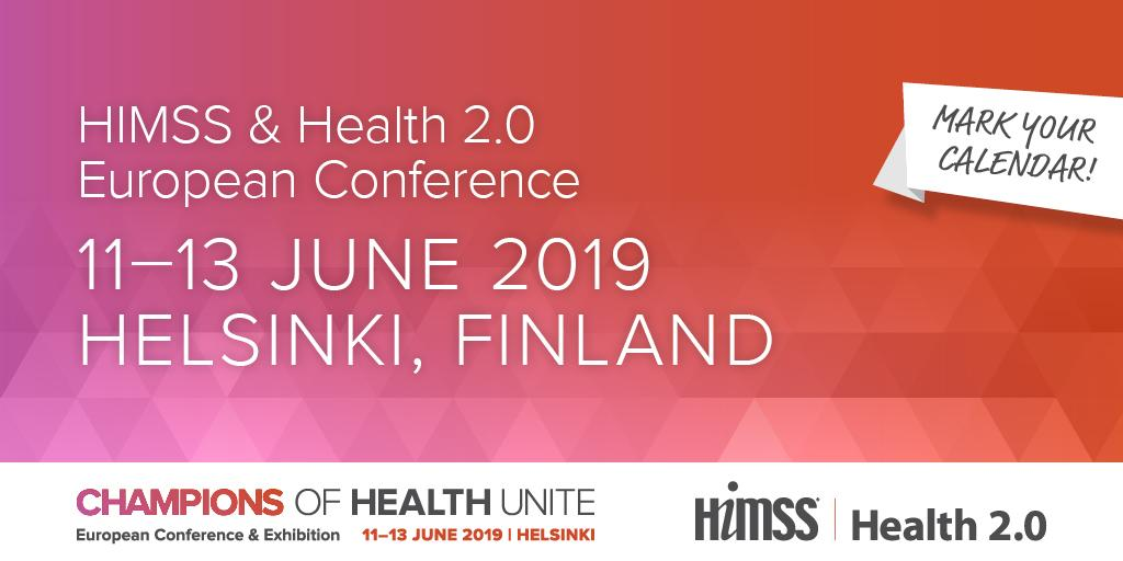 HIMSS and Health 2.0