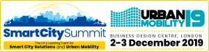 Smart City Summit and Urban Mobility Logo
